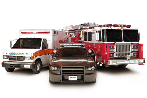 Ambulance & First Responder Vehicles