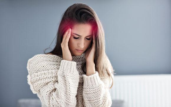 Headache Due to Black Mold Poisoning