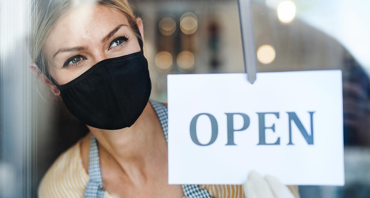Business Reopening