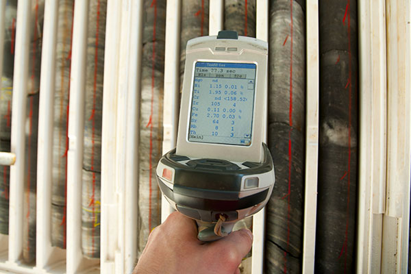 XRF used to test for lead in paint