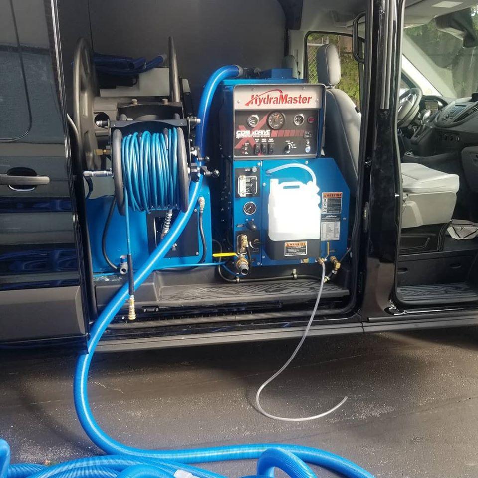 Water Damage Restoration pumps
